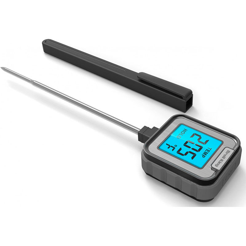 instant read digital thermometer the barbecue store spain. Black Bedroom Furniture Sets. Home Design Ideas
