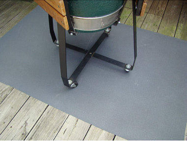 Heavy Duty Bbq Mat The Barbecue Store Spain