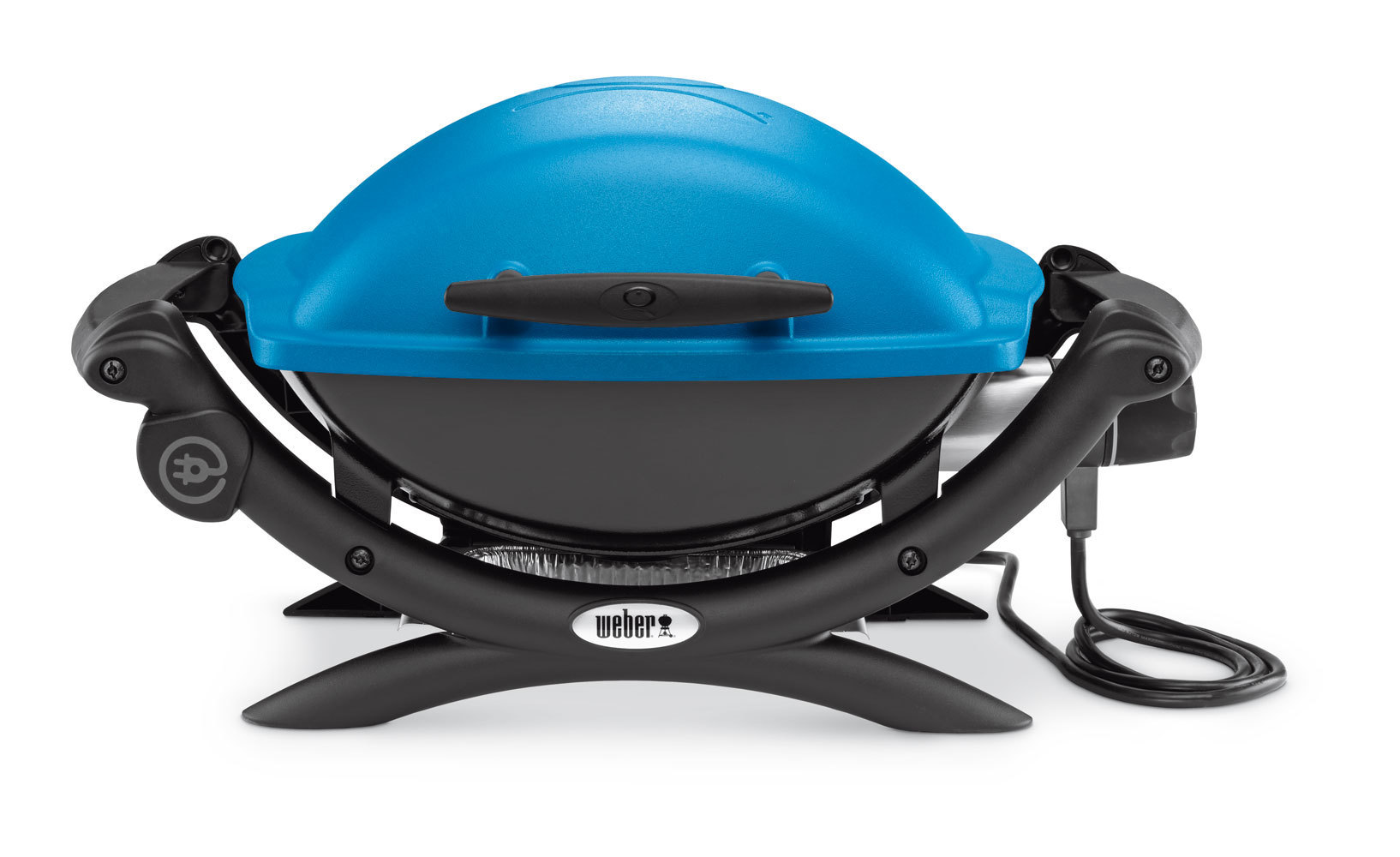Weber Q 1400 Blue BBQ - The Barbecue Store