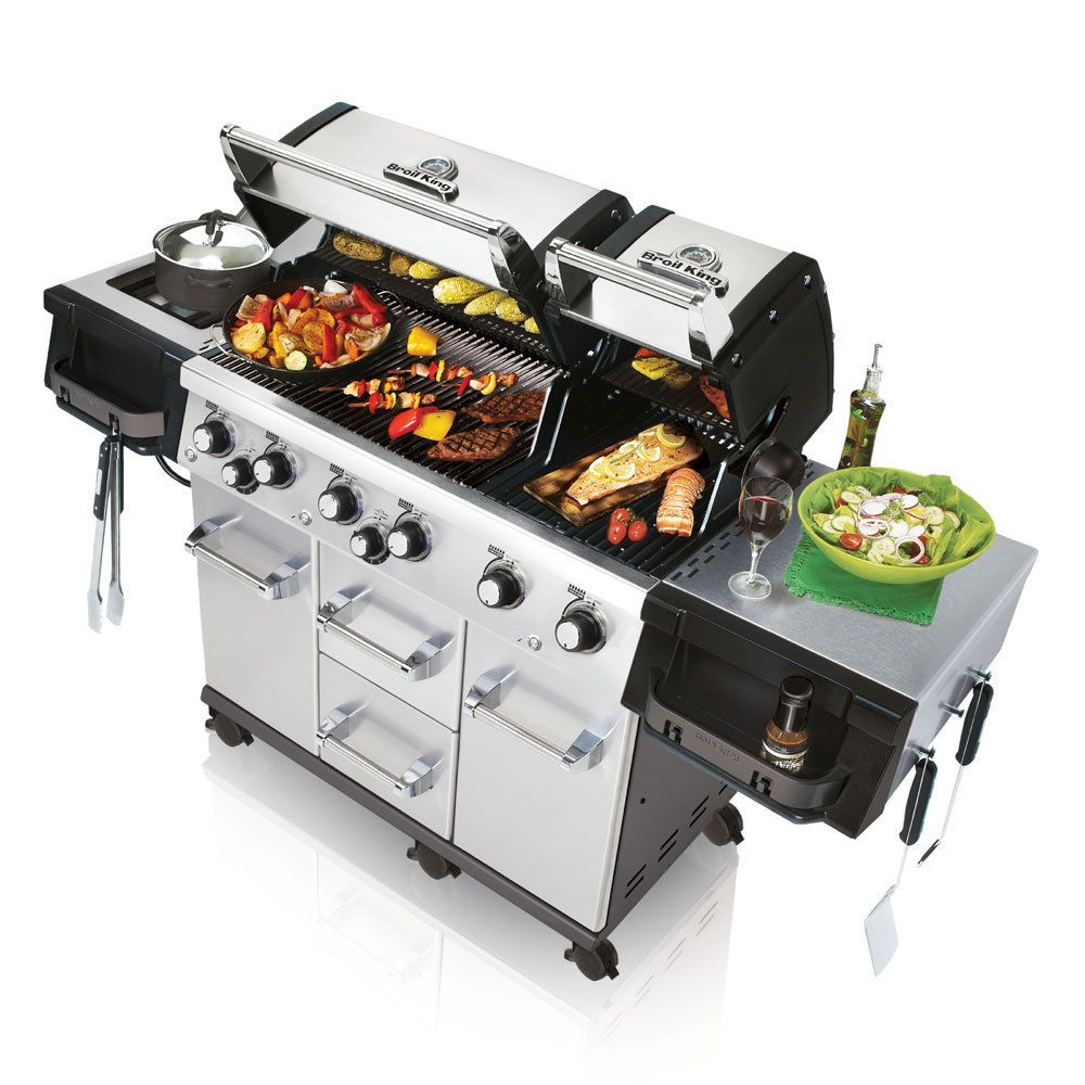 Broil King Imperial XLS BBQ - The Barbecue Store Spain