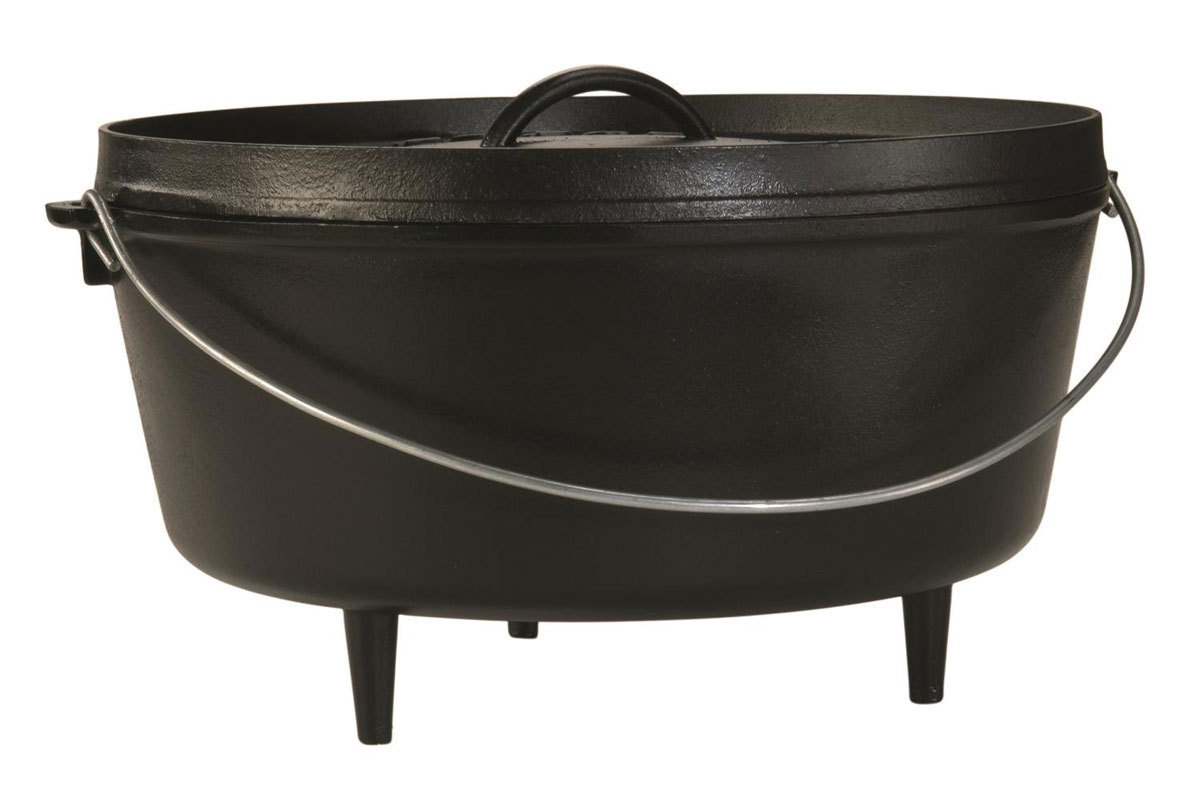 Classic quot dutch oven camp chef the barbecue store spain
