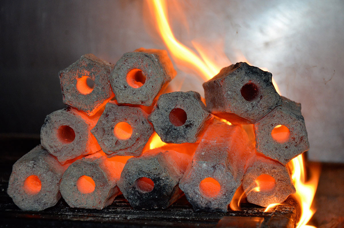 Long Lasting Charcoal Briquettes Firebrand The Bbq Store