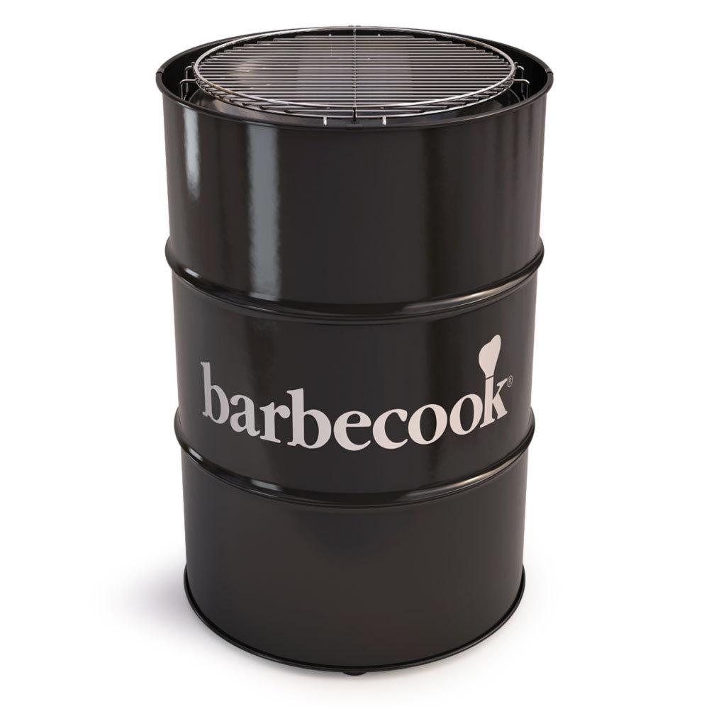 Barbacoa barril edson negra la tienda m s grande de espa a - Barbacoa prefabricada precio ...