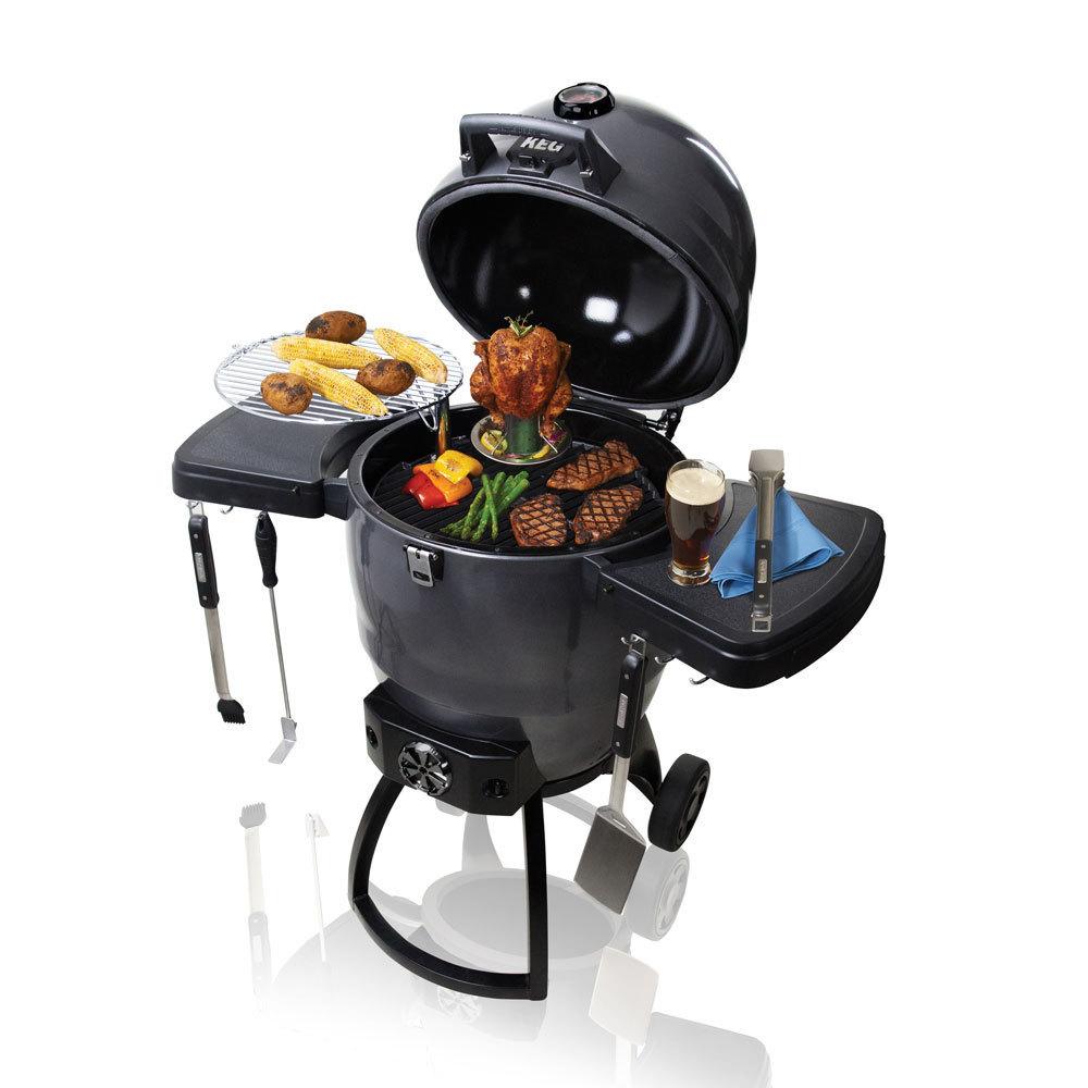 broil king keg 5000 kamado bbq the barbecue store spain. Black Bedroom Furniture Sets. Home Design Ideas