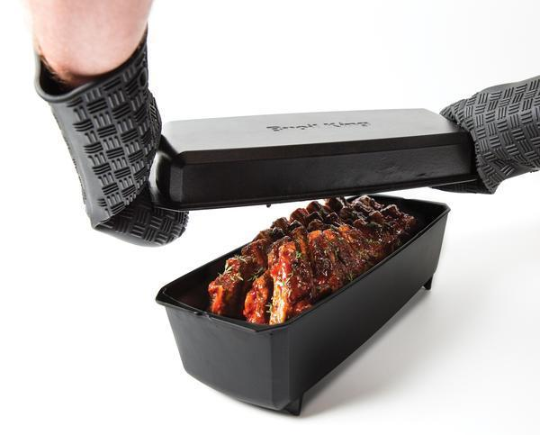 Cast Iron Rib Roaster The Best Barbecue Store Spain