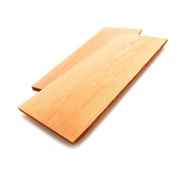 Tablas de madera de cedro para ahumar the barbecue store for Tablas de madera