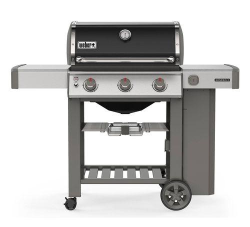 Weber Genesis Ii E 310 Gbs Black The Barbecue Store Spain