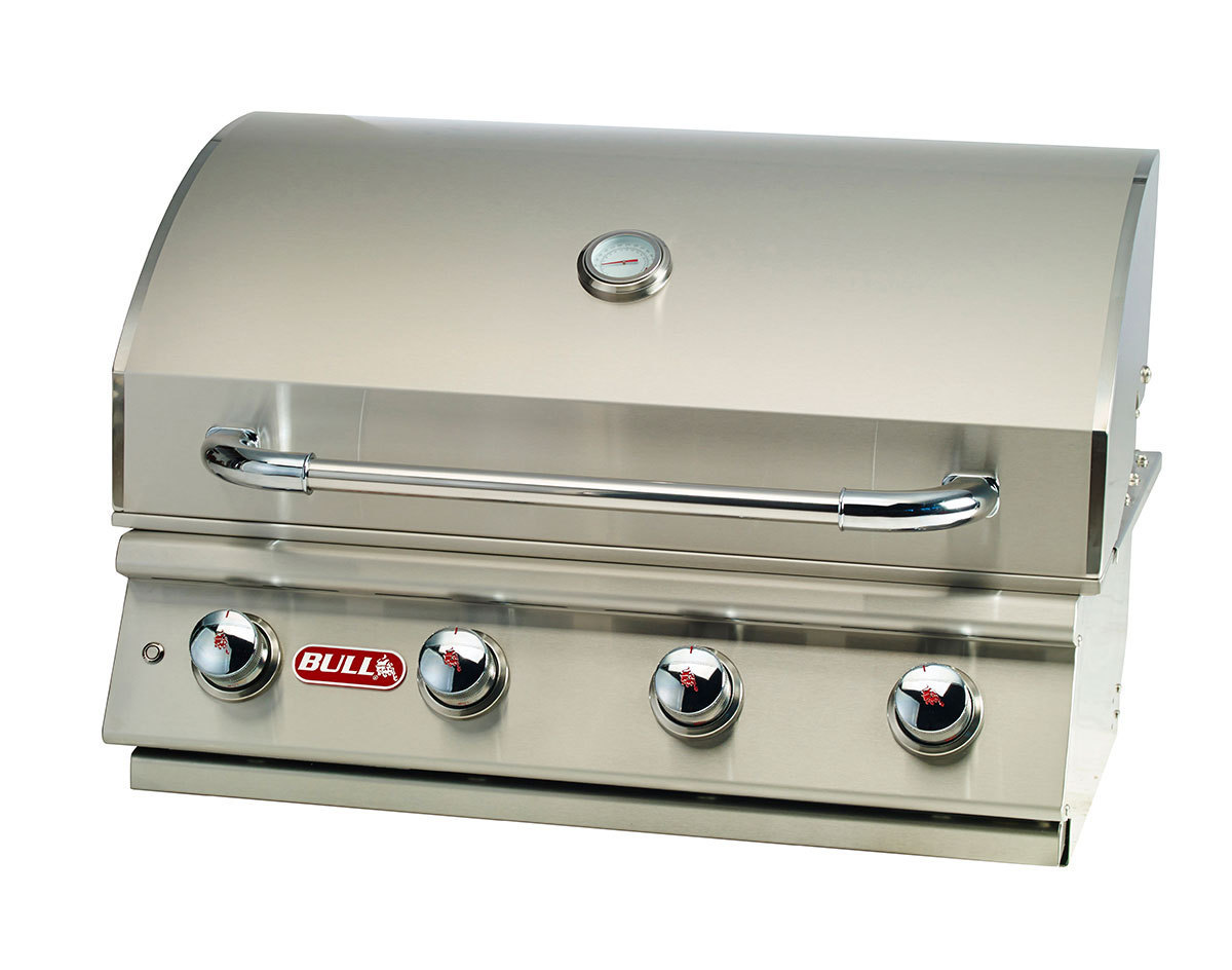 Barbacoa de gas bull lonestar select para encastrar - Barbacoa de gas ...
