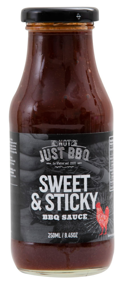 Sweet Amp Sticky Bbq Sauce The Best Barbecue Store In Spain