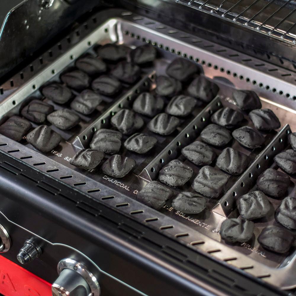 Barbacoa de gas y carb n gas2coal la tienda m s grande for Carbon para barbacoa