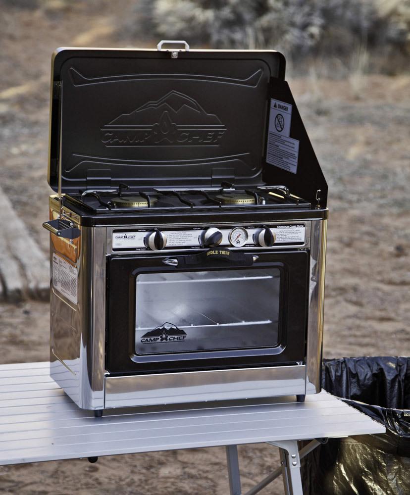 Horno y cocina de gas para camping la tienda m s grande for Cocina camping gas carrefour