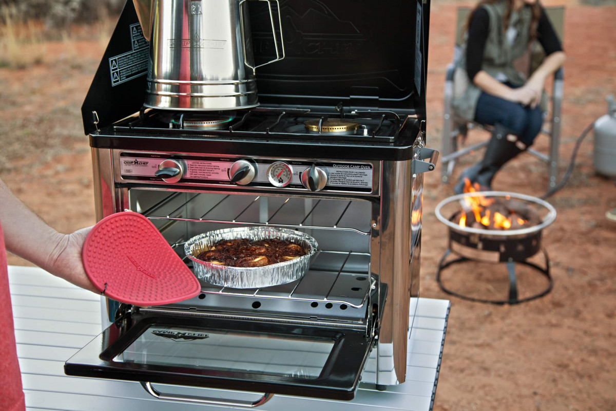 Deluxe Outdoor Camping Oven The Barbecue Store Spain