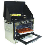 Deluxe Outdoor Camping Oven