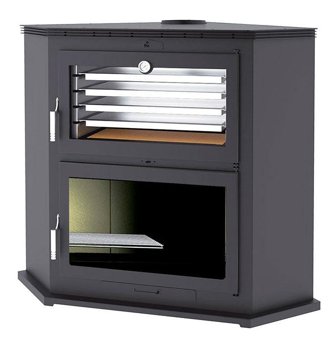 Horno de le a modelo hl 200 r la mejor tienda online de - Modelos de hornos de lena ...