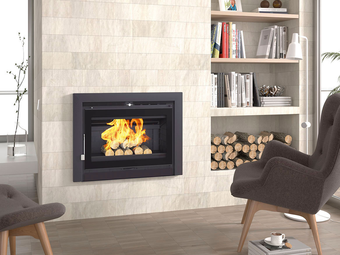 fireplace insert mod iz 170 fk the barbecue store in spain