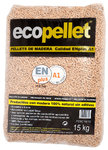 Ecological Wood Pellet for Stoves 15 kg