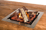 Build In Square Patio Flame Burner