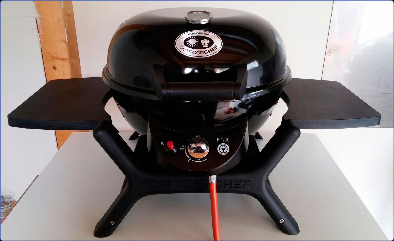 minichef p 420 g gas bbq the barbecue store spain. Black Bedroom Furniture Sets. Home Design Ideas