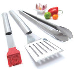 3 Piece Stainless Steel Tool Set