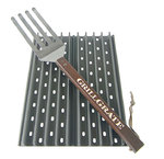 GrillGrate Kit of 34,92 x 26,67 cm.