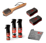 Cleaning Kit for Charcoal Barbecues